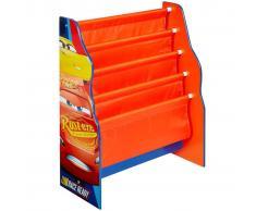 Disney Estantería infantil Cars 51x23x60 cm naranja WORL320022