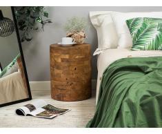 Mesa auxiliar de madera BRANT