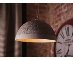 Lámpara de techo - Iluminación colgante - Concreto - Gris - TANANA