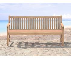 Banco de jardín - Madera acacia - 180 cm - JAVA