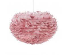Lámpara de techo rosa FOG L