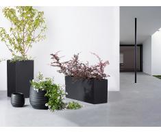 Maceta – 80x30x40 cm – Negro – ORTA