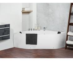 Bañera de hidromasaje esquinera MEVES