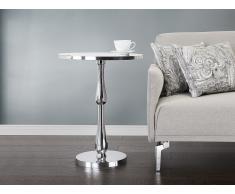 Mesa auxiliar – Mesa de café – Aluminio – MALABO