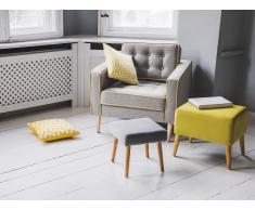 Sillón tapizado - Gris - Butaca – FLAM