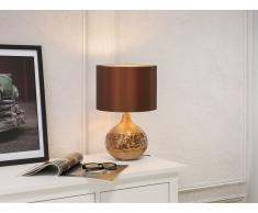 Lámpara de mesa moderna - Marrón - YAKIMA