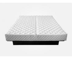 Funda para colchón de agua - 160x200 cm - Con cremallera