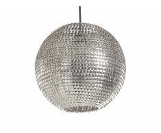 Moderna lámpara colgante – Esfera – Chandelier – Nickel– SEINE