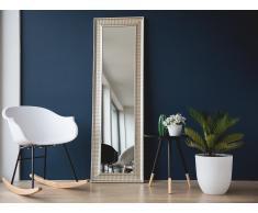 Espejo de pared - Marco oro y plata - 50x160 cm - CASSIS