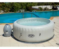 Jacuzzi - Spa – Exterior - Jardín - Sistema de calefacción - Inflable - PARIS