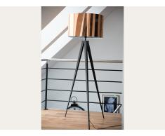 Lámpara de pie - Iluminación moderna - Color cobre - STILETTO