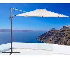 Sombrilla de jardín - Color beige- Metal - ø 291 cm – SAVONA