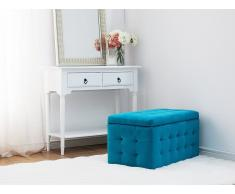 Banco - Caja baúl - Almacenaje - Azul marino - MICHIGAN