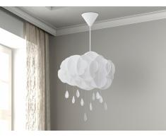 Moderna lámpara de techo - Chandelier - Blanco - AILENNE
