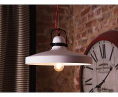 Lámpara de techo - Iluminación colgante - Yeso - Blanco - NOATAK