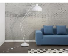 Lámpara de pie - Iluminación de salón - Blanca - PARANA