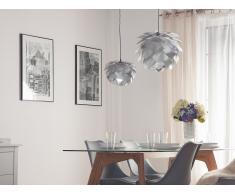 Lámpara de techo - Iluminación de techo - Plateada - ANDELLE