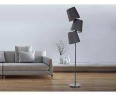 Lámpara de pie - Iluminación de diseño - Negra - RIO GRANDE