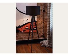 Lámpara de pie - Iluminación moderna - Negro - STILETTO