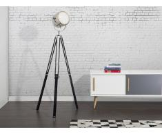 Lámpara de pie - Iluminación moderna - Color negro - ALZETTE