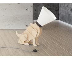 Moderno lámpara de pie - Forma de perro - Iluminación - ISNA