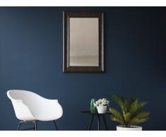 Espejo de pared - Marco negro - 61x91 cm - LUNEL