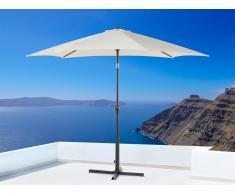Sombrilla de jardín - Color beige claro - Metal - ø 270 cm - VARESE