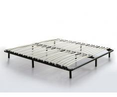 Somier de láminas - Somier con patas - 180x200 cm - BASIC