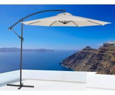 Sombrilla de jardín - Color beige- Metal - ø 293 cm – RAVENNA
