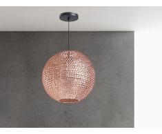 Moderna lámpara colgante – Esfera – Chandelier – Cobre – SEINE