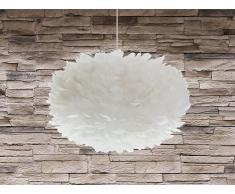 Lámpara de techo en blanco FOG