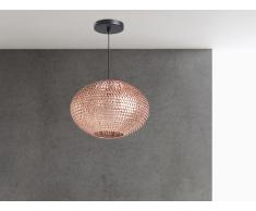 Moderna lámpara colgante - Ovalada - Chandelier - Cobre - REINE