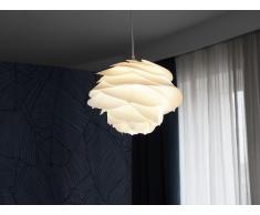 Lámpara de techo - Iluminación colgante - Color blanco - NILE