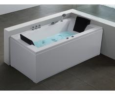 Bañera de hidromasaje - Spa - Bañera rectangular - Izquierda - VARADERO