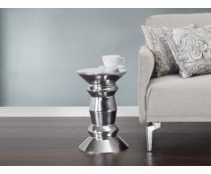 Mesa auxiliar – Mesa de café – Aluminio – DURBAN
