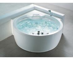 Bañera de hidromasaje - Spa - Redonda - MILANO
