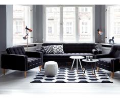 Lámpara de pie - Iluminación moderna - Color negro - OWENS