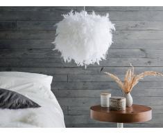 Lámpara de techo blanca DRAVA