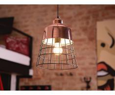 Lámpara de techo - Iluminación colgante - Metal - Color cobre - MONTE