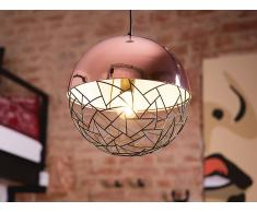 Lámpara de techo - Iluminación colgante - Metal - Color cobre - PADMA