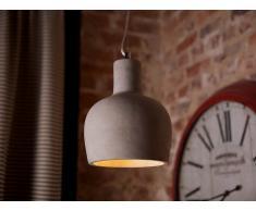Lámpara de techo - Iluminación colgante - Concreto - Gris - INNOKO