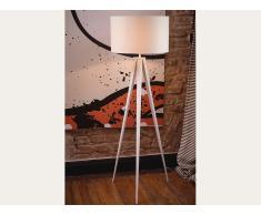 Lámpara de pie - Iluminación moderna - Blanco - STILETTO