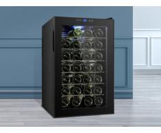 Vinoteca de servicio - 28 botellas - Termoeléctrica - Luz interior