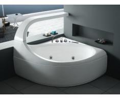 Bañera de hidromasaje de diseño ELLIPSE - 2 plazas - 6 chorros