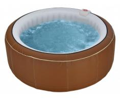 Jacuzzi hinchable 4 personas BCOOL III - Chocolate