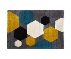 Alfombra VADIM - Polipropileno - 160x230 cm - Multicolor