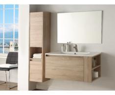 Conjunto BEHATI - muebles para baño - Efecto madera