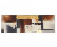 Cuadro HORIZON 2 - 150x50 cm - Pintura al óleo