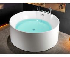 Bañera exenta redonda LINDA - 150x150x58 cm