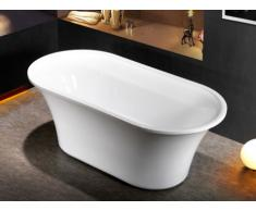 Bañera exenta de diseño NOEMIE - 75x150x58 cm